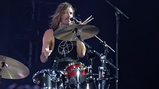 Foo Fighters - Band Introduction/Taylor Hawkins @Ansan M Valley Rock Festival 2015