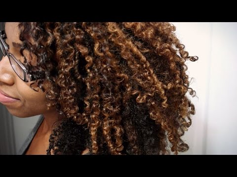 Great Products For Natural Hair! Renpure Review + Demo