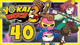 YO-KAI WATCH 3 # 40 👻 Neue S-Rang-Teammitglieder aus dem Yo-kaimaten! • Let's Play Yo-kai Watch 3