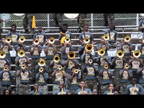 Whitehaven High School Marching Band - Conga - 2014