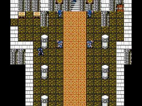 Weird Pirated Games: Final Fantasy 4 (NES)