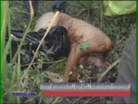 TVS Noticias.- Degollado en el Ejido Tacoteno de Minatitlan, Veracruz