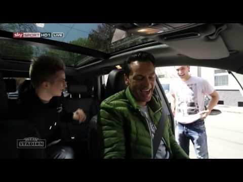 Marco Reus Sky Taxi