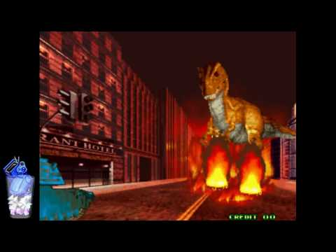 Prehistoric Isle 2: aka How To Make Jurassic Park into a Shmup