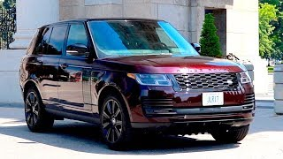 Range Rover Review--THE BIG DOG