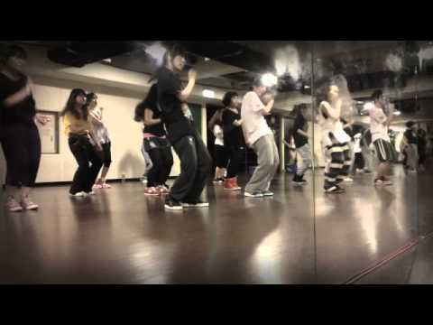 JazzMines Girls Hip Hop Routine - Missy Elliott ft. Timbaland...