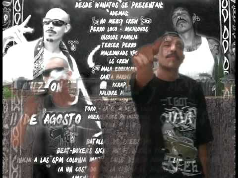 . VENENO LIRICAL EVENTO PROMO NO MERCY RAP  RULZ ONE MR. YOSIE 2012 mp4