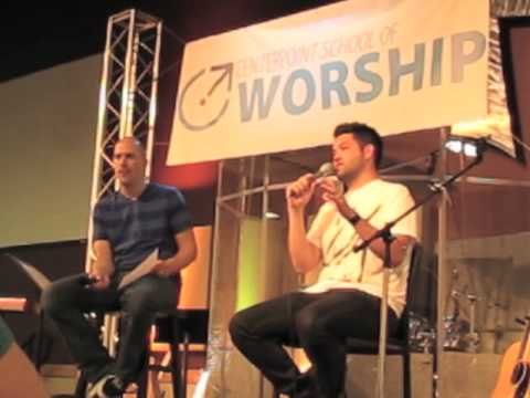 David Gaulton interview at 2012 Centerpoint School of Worship