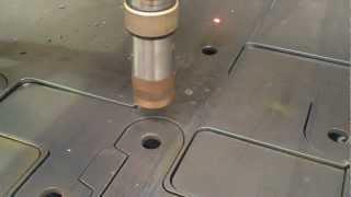 Hypertherm High Definition Plasma Cutting: 6mm Mild Steel