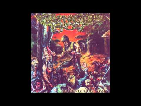 Jungle Rot - Demigorgon