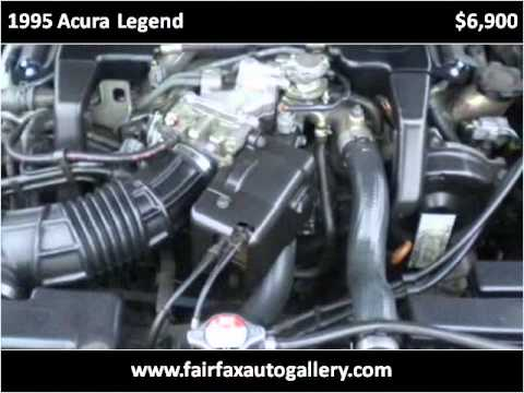 1995 Acura Legend Used Cars Fairfax VA