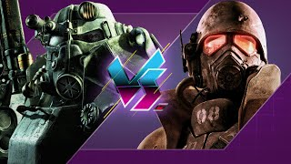 Fallout 3 vs. New Vegas - Which Is Better? | Versus