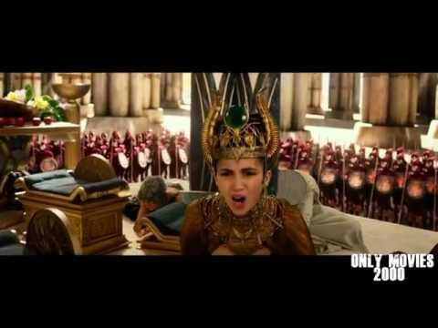 Gods of Egypt - Set vs Horus 1st Battle HD
