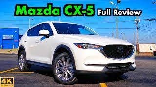 2019 Mazda CX-5 Turbo: FULL REVIEW + DRIVE | A BMW for RAV4 Money!