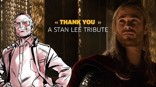 """""""Thank You"""" - a Stan Lee Tribute"""