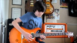 Joe Satriani - Love Thing Cover