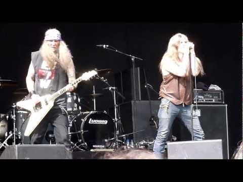 Saint Vitus - I Bleed Black (Live @ Sweden Rock, June 7th, 2012)