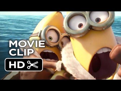 Minions Movie CLIP - New York (2015) - Steve Carell, Sandra Bullock Movie HD