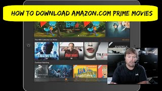 How To Download Amazon.com Prime Movies