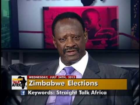 Zimbabwean Ambassador to the U.S. on VOA's Straight Talk Africa