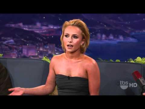 Hayden Panettiere - Sexy Tight Dress - 12-Apr-11