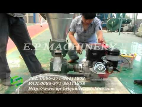 gas engine 150 for wood pellets mp4
