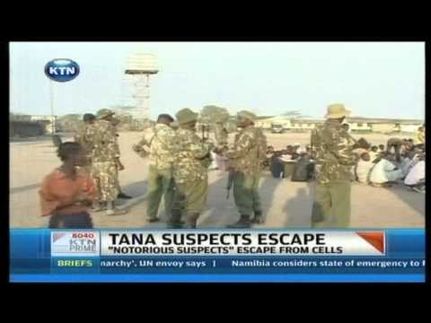 Tana prison escape