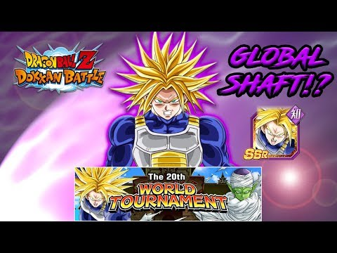 GOING OVER THE NEW WT PRIZES | DID GLOBAL GET THE SHAFT AGAIN!? | DRAGON BALL Z DOKKAN BATTLE thumbnail