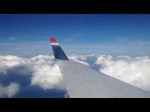 PSA(US Airways) Economy Class from Lexington-Charlotte|CRJ-200