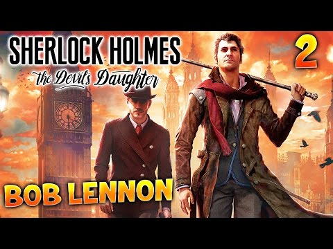 SHERLOCK HOLMES : Bob Lennon -Ep 2 : LE COCO BONGO !