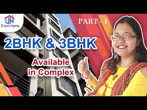 2 BHK & 3 BHK Flat for Sale in Complex | Apartment Tour | Ready to move Property for sale