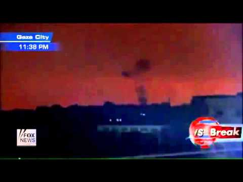 Israel Launches Ground Invasion of Gaza   19 July 2014   VIDEO