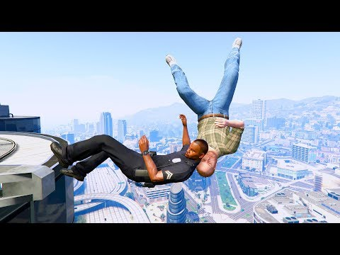 GTA 5 Crazy Los Santos compilation #24(GTA 5 Crazy Cops/Funny Moments/Ragdolls)