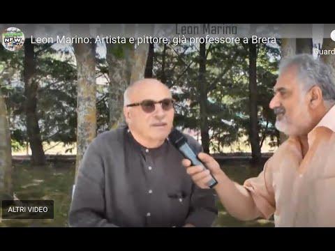 Leon Marino: Artista e pittore