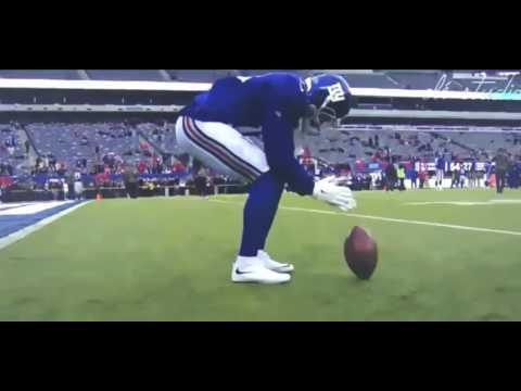 Odell Beckham Jr|Money Made Me Do It| New York Giants