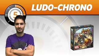 LudoChrono - Arena: For The Gods! - English Version