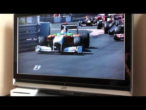 Formula Crash 2011 Formula One Crash Monaco 2011