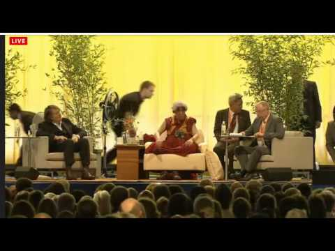 HH DALAI LAMA-Human values in our lives