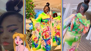 My experience wearing one of the most expensive kimonos in japan!