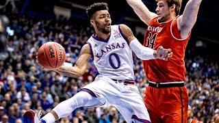 Kansas defeats Texas Tech, 85-68 // Kansas Basketball // 1.7.17