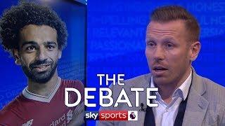 Can Liverpool keep Mohamed Salah? | Craig Bellamy & Ian Wright | The Debate