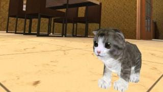 Kitten Cat Simulator 3D Part 1 - best app videos for kids