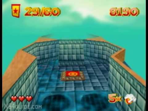 Glover - N64 Gameplay
