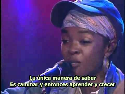 Lauryn Hill - I Get Out  (subtitulado)