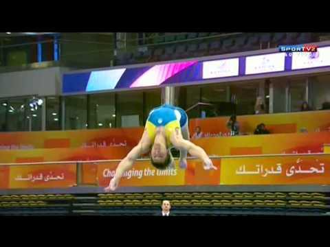 Final de Solo @ Gymnastics Doha 2013