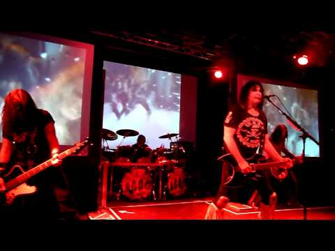 WASP 2010 I wanna be somebody (Live @ De Pul in Uden (Netherlands))