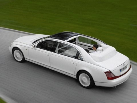 MAYBACH Landaulet (by UPTV)