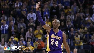 Kobe Bryant dies in helicopter crash in Calabasas | NBC Sports
