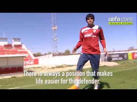 Daniel Alves - The Full Back