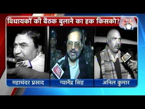 Bihar CM Manjhi refuses to attend Sharad Yadav's meeting